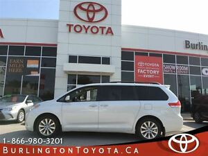 2012 Toyota Sienna XLE ALL WHEEL DRIVE