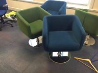 office furniture fantastic quality reception tub chairs