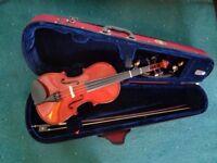 4/4 Stentor violin very good condition