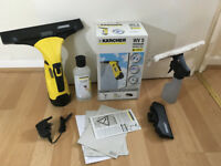 Karcher WV5 Premium Window Vac with some accessories