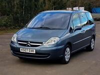 2007 CITROEN C8 AUTOMATIC 7 SEATER DRIVES LOVELY AUTO PX SWAP