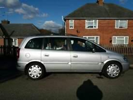 Vauxhall zafira 2.0 dti elegance