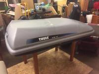 Thule alpine 100 roof box