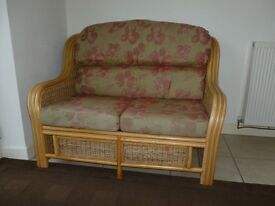Pair of Conservatory settees
