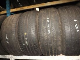 145 155 165 175 185 195 205 215 225 235 245 255 13 14 15 16 17 18 19 20 QUALITY USED PART WORN TYRES
