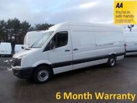 Volkswagen Crafter 35 2.0 Tdi 136 LWB H/Roof
