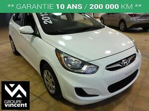 2013 Hyundai Accent GL AIR CRUISE