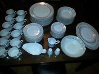 Dinner set for 12 plus lots more