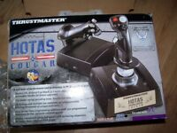Thrustmaster Hotas Cougar Joysticks PC