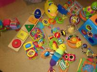 Quality Baby Toy Collection