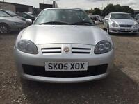 **MG~TF Convertble*Low Mileage !Bargain!