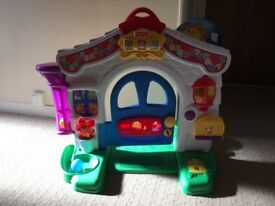 Fisher Price laugh & learn playhouse