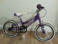 Kids bike - Cuda Blox 16 - Purple
