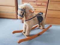 Exellent condition rocking horse