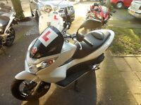 hpi clear Honda pcx125cc very low milage