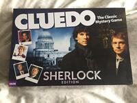 BBC Sherlock edition of Cluedo