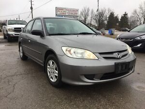 2005 Honda Civic SE  **CERTIFIED**