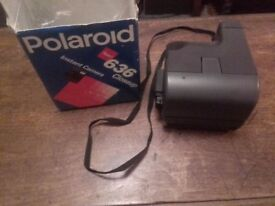 Polaroid 636 Closeup packaged