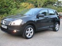 stunning nissan qashqui 1.5 dci.full service history,full mot.one previous owner