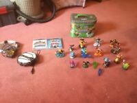 Skylanders Giants and Swap Force Games, Portals and Figures for PS3