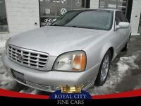 2002 Cadillac DeVille LEATHER tint sunroof heated seats