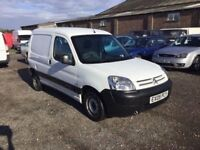 2009 CITREON BERLINGO PANEL VAN CAME IN PX TODAY CKEAN VAN IN AND OUT MOT MAY2018 any trial welcome