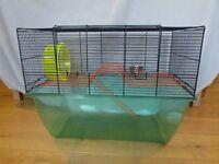 Gerbil Hamster Cage