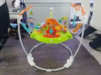 FISHER-PRICE ROARING RAINFOREST JUMPEROO FISHER PRICE BOUNCER DELIVERY AVAILABLE