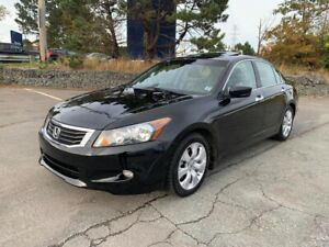 2008 honda accord EXL MINT