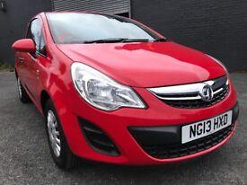 Vauxhall Corsa 1.0 i ecoFLEX 12v S 3dr 2013 *Full MOT* *3 Months warranty*