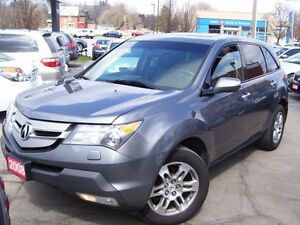 2008 Acura MDX LEATHER/SUNROOF/BLUETOOTH!!