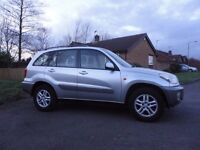 Toyota RAV 4 - Automatic - Ready for Winter - Quick Sale