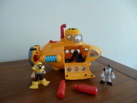 Fisher Price Imaginext Yellow Submarine