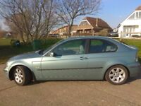 BMW 3 Series COMPACT Mint Condition