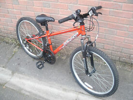 Apollo XC24 Kids Mountain Bike