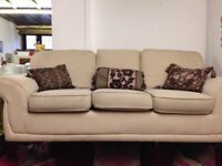 lovely 3 seater sofa for sale
