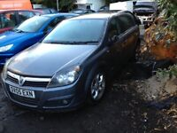 Vauxhall astra tdl (100) 1.7 sxi(breaking spares)