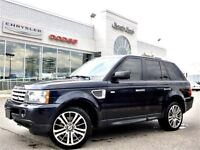 2009 Land Rover Range Rover Sport AWD Nav Leather Sunroof Xenons