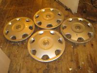 Vauxhall Original Wheel Trim 14 inch set of 4