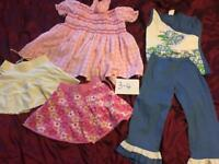 Bundle of clothes size 3-4 y