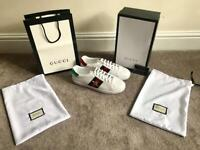 b9dd4d6fc10e White Gucci Bee sizes 7-10