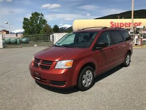 2008 Dodge Grand Caravan SE A/C, Power windows, Keyless entry