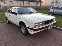 Maserati BiTurbo 1984 Fresh Californian Import