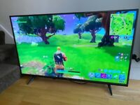 """LG 55"""" 4K ULTRA HD SMART LED TV, EXCELLENT CONDITION FULL WORKING ORDER £320 NO OFFERS CAN DELIVER"""