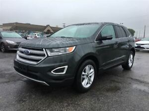 2015 Ford Edge SEL/CARPROOF CLEAN/HEATED SEATS/BACKUP CAM/CLOTH