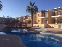 Paphos. Cyprus sirena sunrise beautiful 1 bedroom apartment to rent