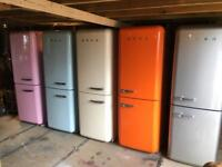 RESPECTED GUMTREE SELLER! SMEG FAB32 FRIDGE FREEZERS *Warranty. can deliver/view.