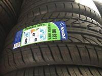 New car tyre Haida 275 40 20 106w xl
