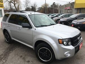 2011 Ford Escape XLT/SPORT/4X4/PWR ROOF/LOADED/ALLOYS