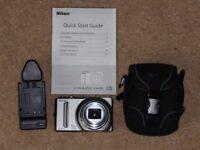 Nikon Coolpix S9050 digital camera